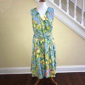R&K Originals Women's Sleeveless Dress size 20W